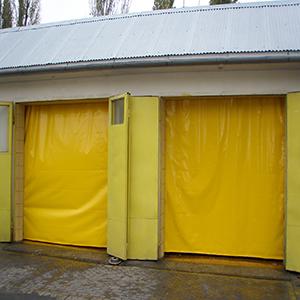 промышленные шторы пермь